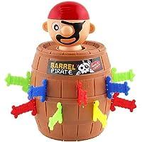 SwirlColor benna pirata inserto spada divertente gioco giocattoli trucco pop-out