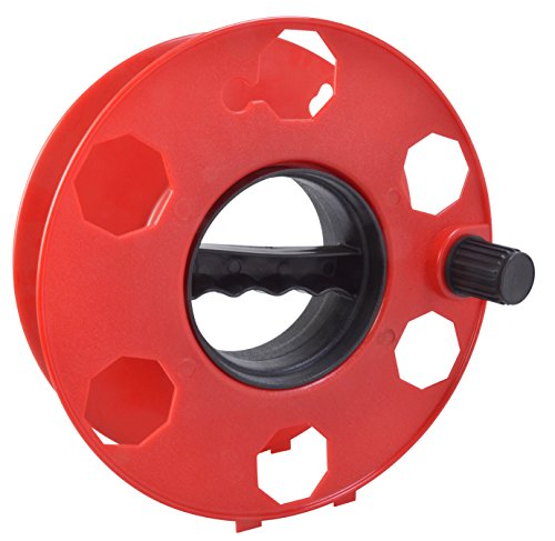 Designers Edge E-102 Heavy Duty Cord Storage Wheel, 150-Foot