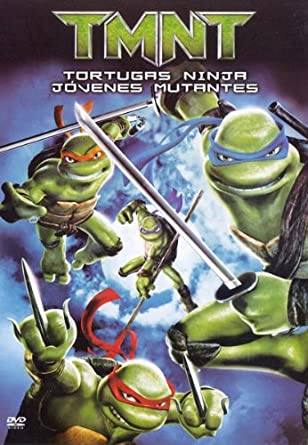 Amazon.com: Tmnt: Tortugas Ninja Jóvenes Mutantes (Import ...