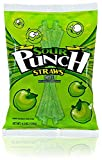 Sour Punch Straws, Chewy Apple Flavored