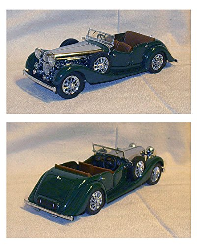 1/24 Scale 1938 Alvis 4.3 Litre automobile by the Franklin Mint ()
