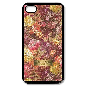 iPhone 4 4s Cell Phone Case Black Ted Baker Brand Logo Custom Case Cover A11A3823299