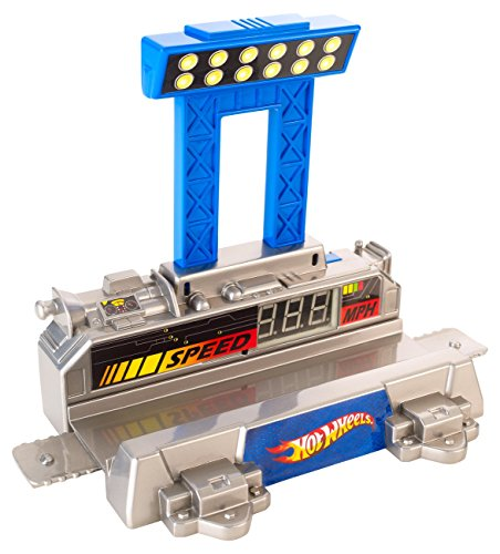 Hot Wheels Track Builder Digital Speedometer Accessory ()