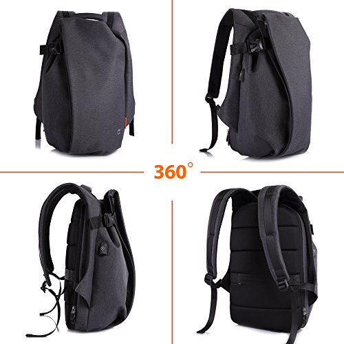 TANGCOOL Daypack Lightweight Backpack School College Business Durable Mens  Backpack Hiking Outdoor Traveling Waterproof Backpack Fits 1245184fea1ad