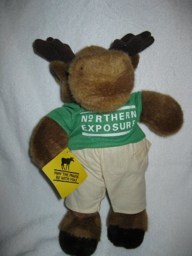 (Northern Exposure Moose)