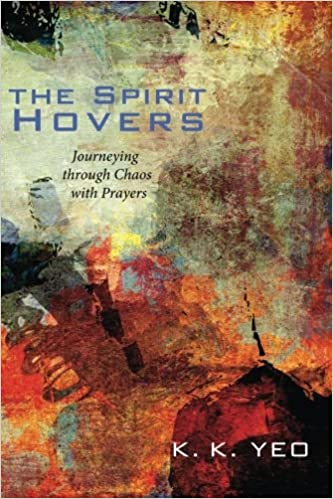 Book The Spirit Hovers: Journeying through Chaos with Prayers