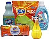 Laundry Spring Cleaning Kit