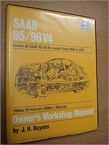 saab v4 service manual