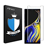 Galaxy Note 9 Screen Protector, Alinsea Galaxy Note 9 Tempered Glass [Full Adhesive]