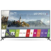 "LG 65UJ7700 65"" 4K UHD Smart LED Television (2017)"