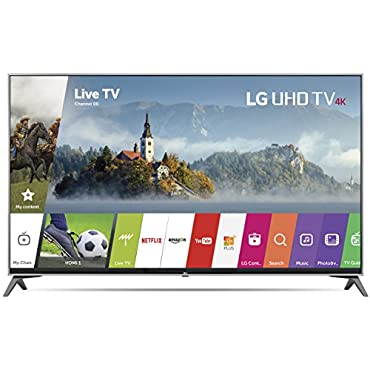LG 65UJ7700 65 4K Ultra HD Smart LED TV (2017 Model)
