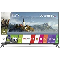 "LG UJ7700 60"" 4K Ultra HD 2160p HDR Smart LED HDTV (2017 Model) + $250 Dell eGift Card"