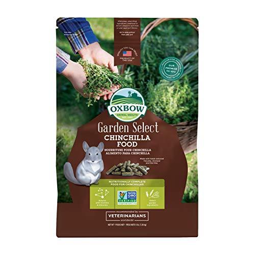 - Oxbow Chinchilla - 3 lbs - Garden Select