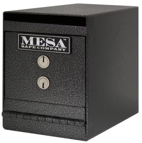 8-Inch-Undercounter-Safe-with-Depository-Slot-in-Black-Finish