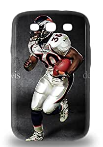 Premium Protection NFL Denver Broncos Terrell Davis #30 Case Cover For Galaxy S3 Retail Packaging ( Custom Picture iPhone 6, iPhone 6 PLUS, iPhone 5, iPhone 5S, iPhone 5C, iPhone 4, iPhone 4S,Galaxy S6,Galaxy S5,Galaxy S4,Galaxy S3,Note 3,iPad Mini-Mini 2,iPad Air )