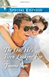 The One He's Been Looking For, Joanna Sims, 0373658044
