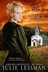 The Gift of Grace: A Frontier Christmas Novella