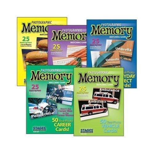 Worldwide Photographic Memory Card Game, Basic Memory ()