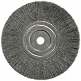 Wire Wheel Brush, 8'', 6000RPM