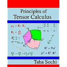 Principles of Tensor Calculus