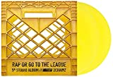 Rap Or Go To The League - Exclusive Limited Edition Yellow 2xLP Vinyl (#/2000) [Condition-VG+NM]