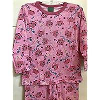 Pijama malha menina Malwee longo