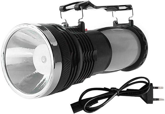 Lampe Torche Solaire Rechargeable : Camping, randonnées