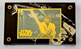 """1997 Authentic Images STAR WARS 20th ANNIVERSARY """"A NEW HOPE"""" (SERIES 1) Limited Edition Set Of ( 6 ) 24K Gold Collectible Cards All Numbered 4 of 1977"""