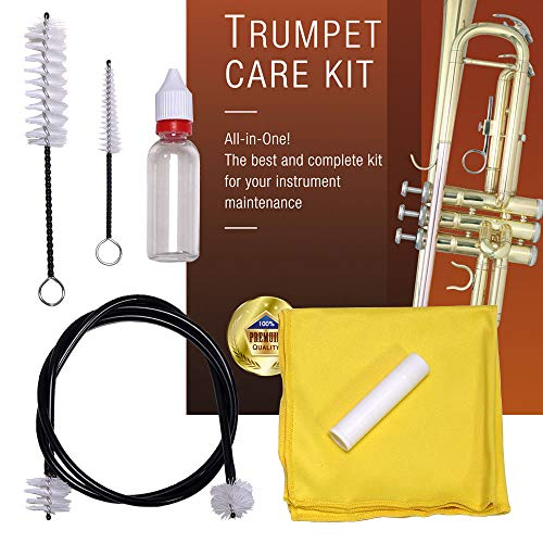 Libretto Trumpet Care Kit, Best to Clean and Extend the Life of your Instrument!