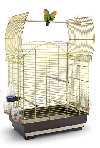 Imac 5-14055 Jaula Pájaros Agata, 58 x 33 x 62.5 cm, Verde Lima y ...