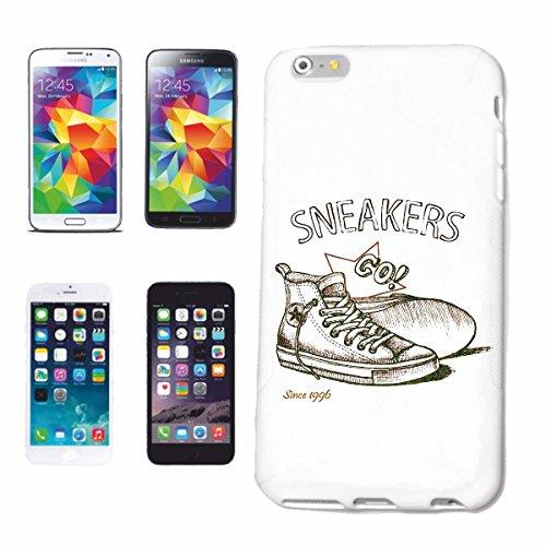 """cas de téléphone iPhone 7 """"SNEAKER SNEAKER LIFESTYLE FASHION STREETWEAR HIPHOP SALSA LEGENDARY"""" Hard Case Cover Téléphone Covers Smart Cover pour Apple iPhone en blanc"""