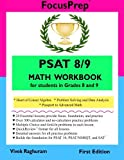 PSAT 8/9 MATH Workbook: for students in grades 8 and 9. by Raghuram Vivek (2015-06-07) Paperback