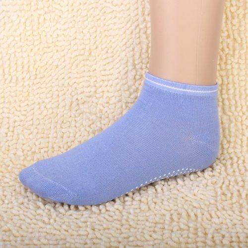TOOGOO (R) 2Pairs Women Non Slip Massage Koernchen Yoga Socks