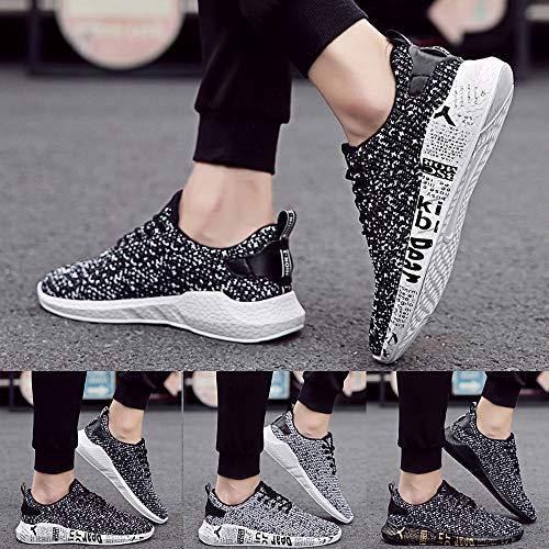 Corsa Uomo Sneakers Nero Beautyjourney Da Scarpe Running b Cross Sportive Ginnastica Estive Lavoro UF4xwq0x