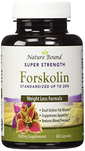 Purest-Forskolin-Supplement-Best-Formula-250mg-Per-Serving-Highest-Grade-Potency--Safe-Effective-Weight-Loss-Supplement--Fully-Guaranteed-By-Nature-Bound