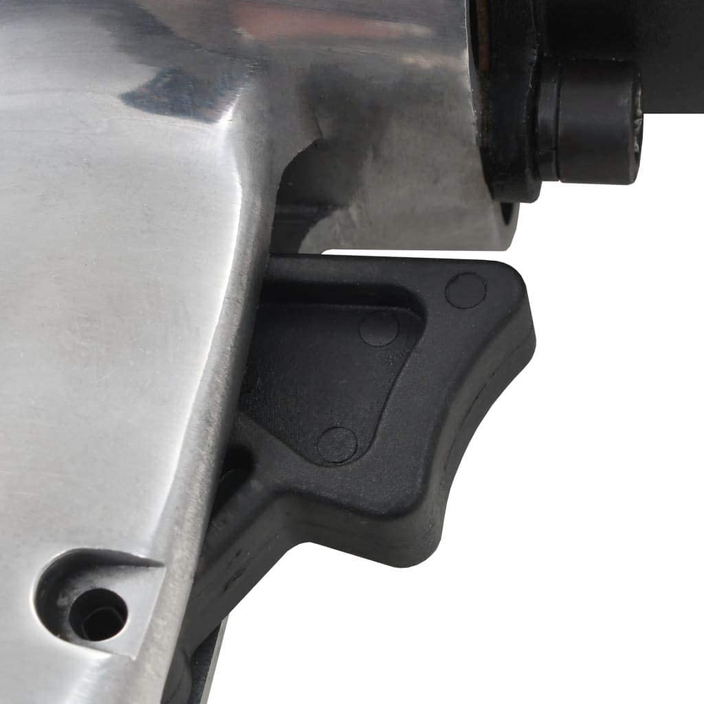 vidaXL Air Impact Wrench 680Nm 1//2 Pneumatic Compressor Powered Tool Spanner