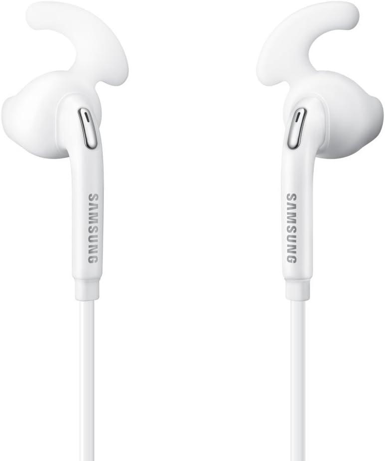 Samsung Active InEar Headphones for Universal/SmartPhones - Retail Packaging - White - EO-EG920LWEGUS
