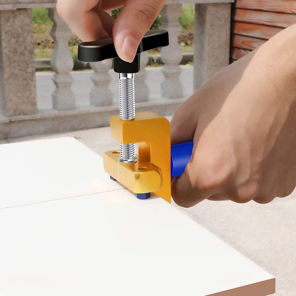Baugger Abridor De Azulejos Abridor de Azulejos de Cer/ámica Integrado Azulejo de Cer/ámica Corte de Vidrio Cortador de Una Pieza Herramientas Manuales Multifuncionales