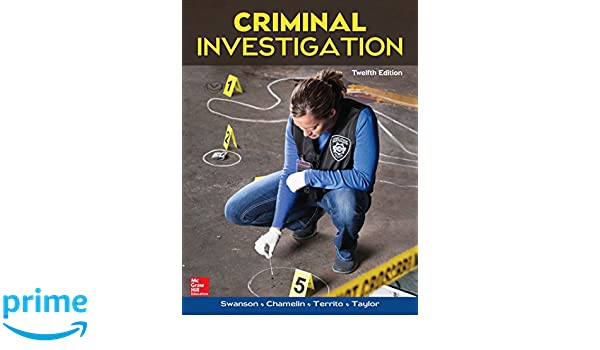 Amazon looseleaf for criminal investigation 9781259867941 amazon looseleaf for criminal investigation 9781259867941 charles r swanson neil c chamelin leonard territo robert w taylor books fandeluxe Images