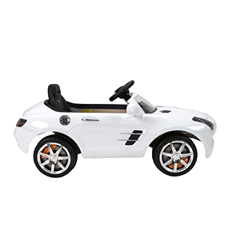 Amazon.com: Mercedes Benz Convertible Electric Ride On Huffy: Sports U0026  Outdoors