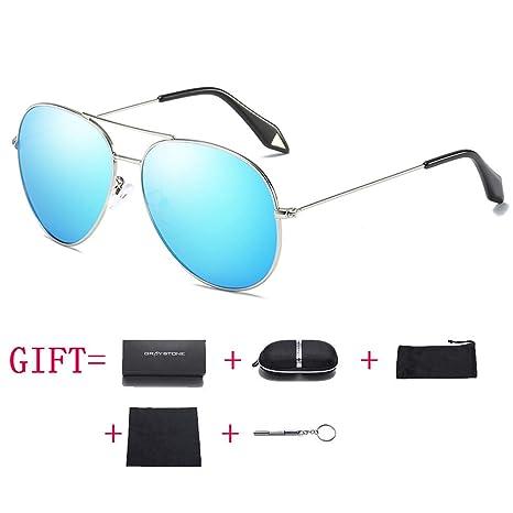 Chensheng Gafas de Sol para Hombre y Mujer, Gafas de Sol ...