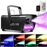 Best Fog Machines - Smoke Machine, AGPTEK Fog Machine with 13 Colorful Review