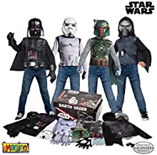 Imagine by Rubie's Star Wars Dark Side Dress-Up Trunk Set, One Size