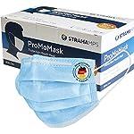 ProMoMask-100-Made-in-Germany-50-Stck-Mund-Nasen-Masken-Community-Maske-3-lagige-PP-Vlies-Einwegmasken
