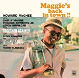 Music : Howard McGhee. Maggie's Back in Town!! / Together Again!!!! / Dusty Blue