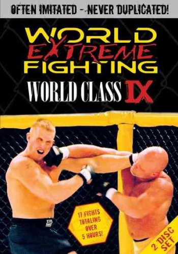 World Extreme Cage - 5