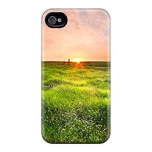 New Arrival Horizon Sunrise EckShkY6739jwtMw Case Cover/ 4/4s Iphone Case