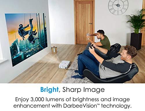 top rated 1080p projectors