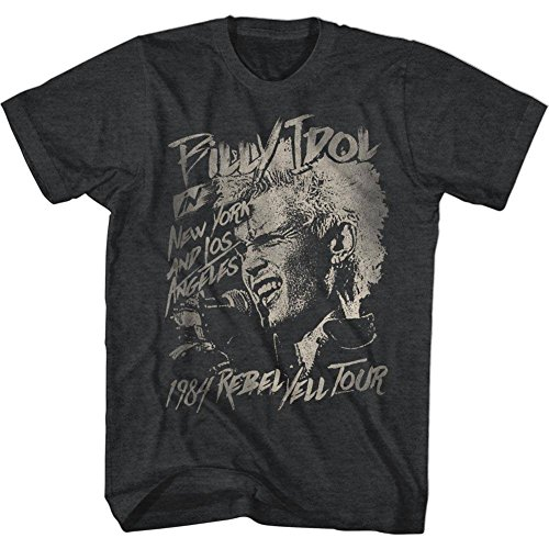 Billy Idol- Blondie Boy T-Shirt Size L