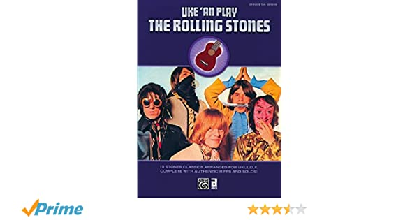 Amazon Uke An Play The Rolling Stones 19 Stones Classics